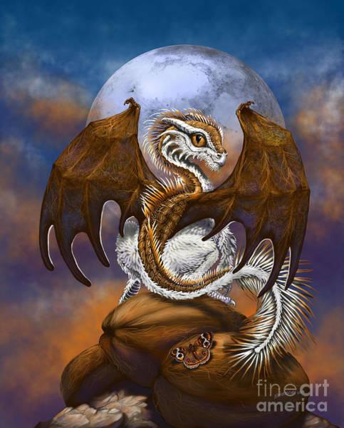 Coconut Dragon Poster