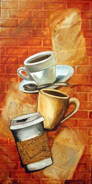 Coffee Over Shannara Poster