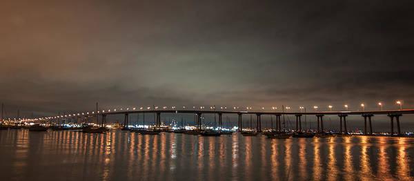 Coronado Bridge San Diego Poster