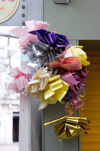 Colorful Ribbons Poster