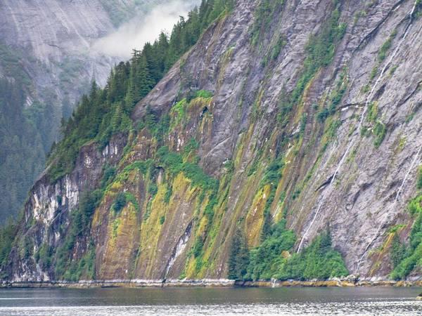 Colors Of Alaska - Misty Fjords Poster