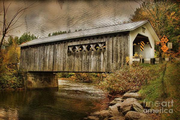 Comstock Bridge 2012 Poster