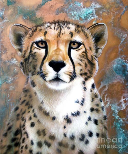 Copper Flash - Cheetah Poster