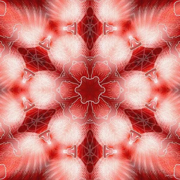 Cosmic Spiral Kaleidoscope 22 Poster