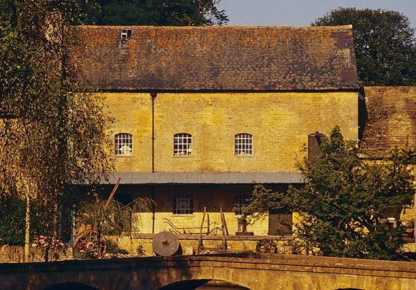 Cotswold Cottage Poster