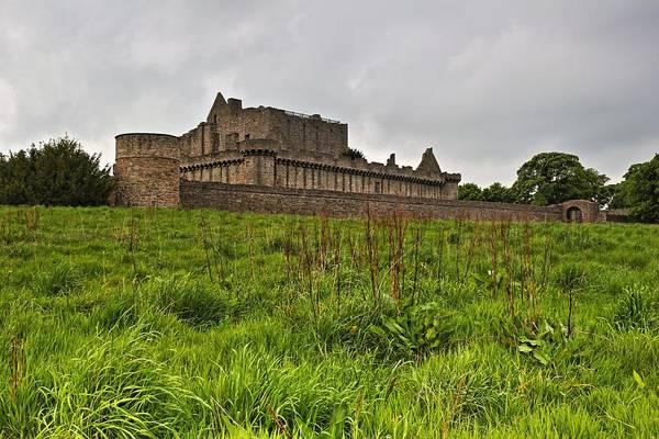 Craigmillar Castle Poster