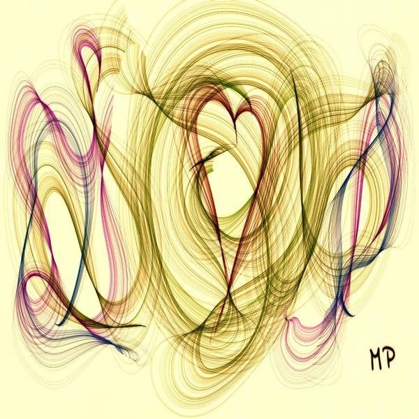 Dancing Heart Poster