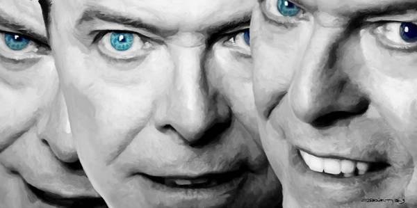 David Bowie In Clip Valentine's Day - 4 Poster