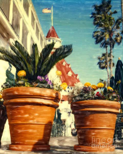 Del Flowers - V Poster