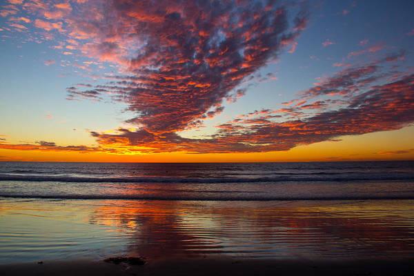 Del Mar Sunset 14 Poster