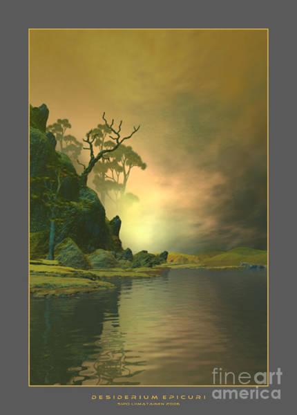 Desiderium Epicuri Poster