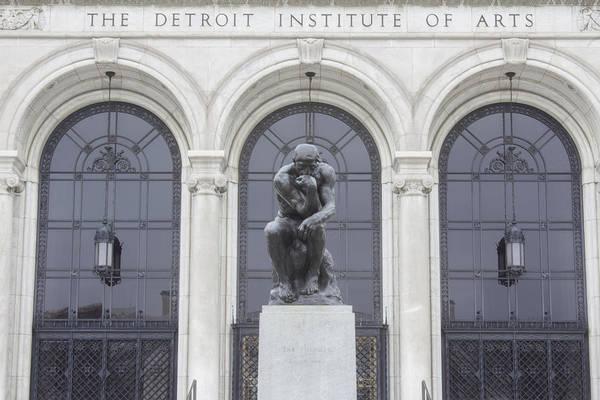 Detroit Institute Of Art Poster