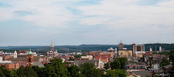 Downtown Dubuque Poster