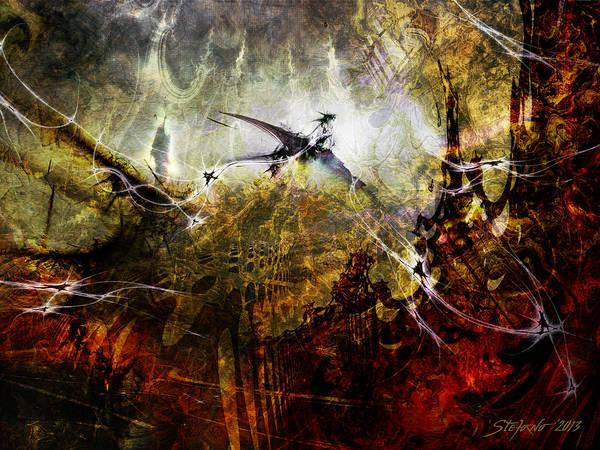 Dragon Realms Poster