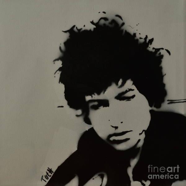 Dylan Spray Art Poster