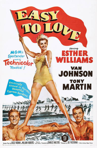 Easy To Love, Us Poster, Esther Poster
