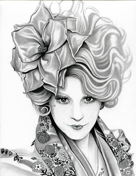 Effie Trinket - The Hunger Games Poster