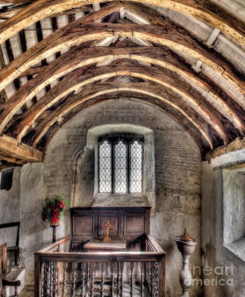 Eglwys Celynnin Sant Poster
