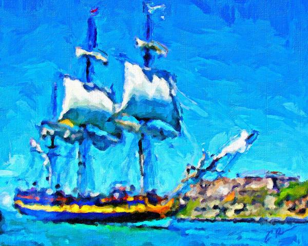 El Barco Poster
