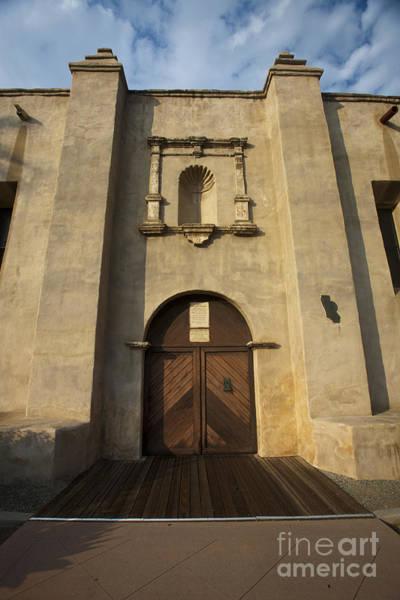 El Camino Real Door Entrance Way San Gabriel Mission Poster