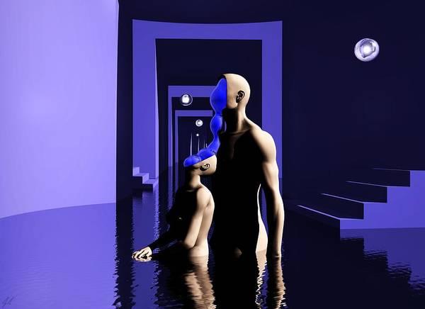 Emotional Symbiosis Poster