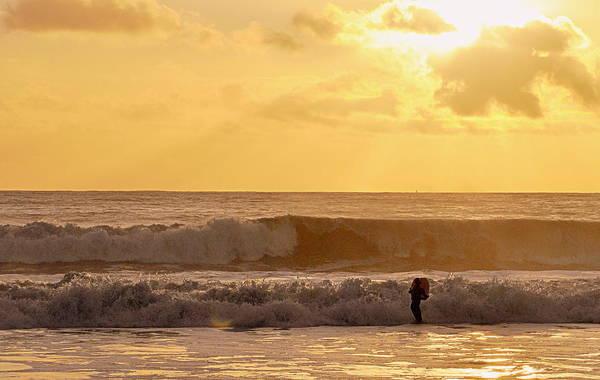 Enter The Surfer Poster