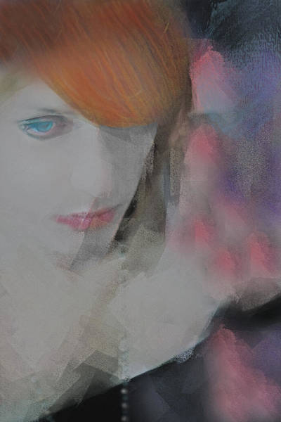 Equanimity Portrait Poster