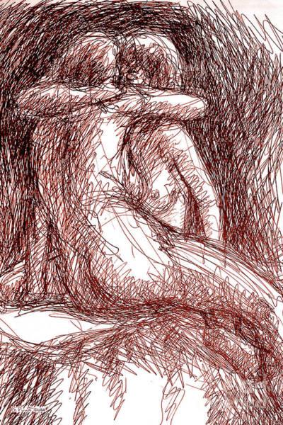 Erotic Drawings 19-2 Poster