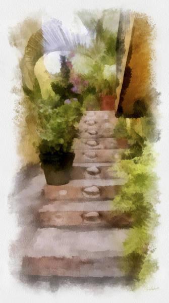 Escaleras Poster