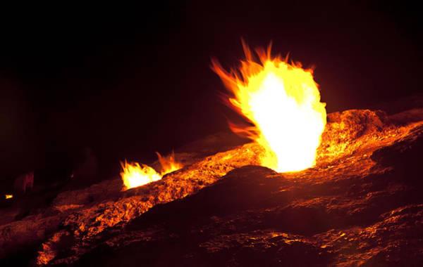 Eternal Flames Poster