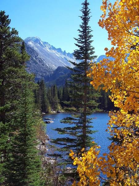 Fall At Bear Lake Poster