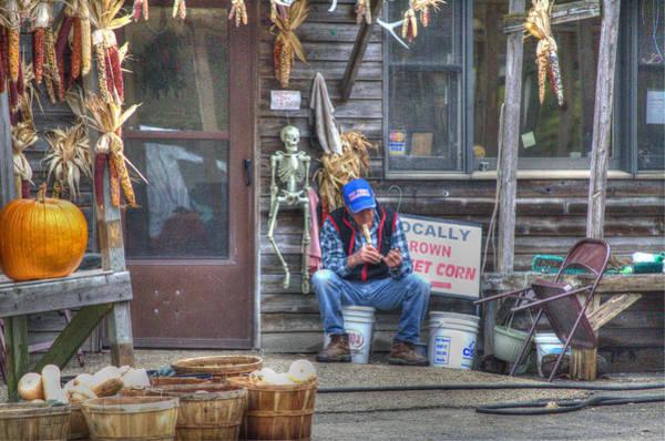Fall Farmer's Market Poster