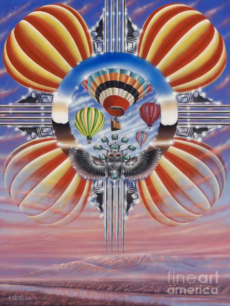 Fiesta De Colores Poster