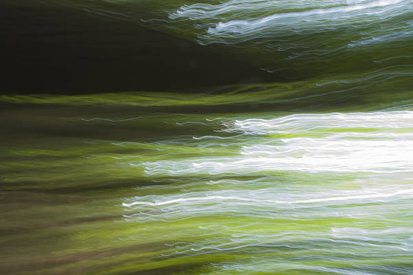 Fleeting Waves Poster
