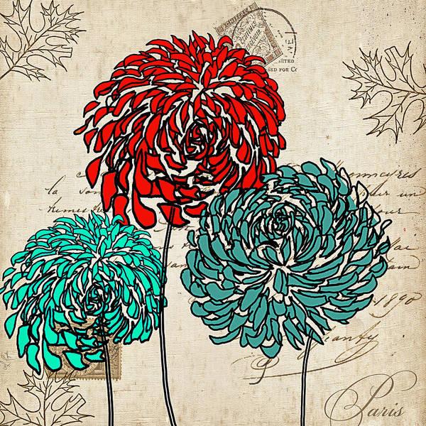 Floral Delight Iv Poster
