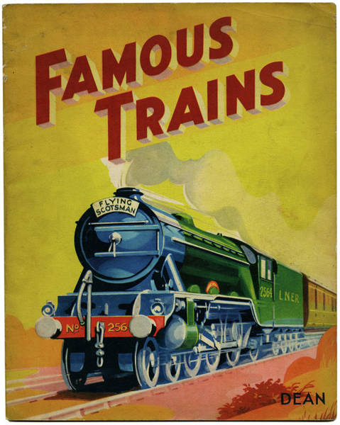 Flying Scotsman No Poster