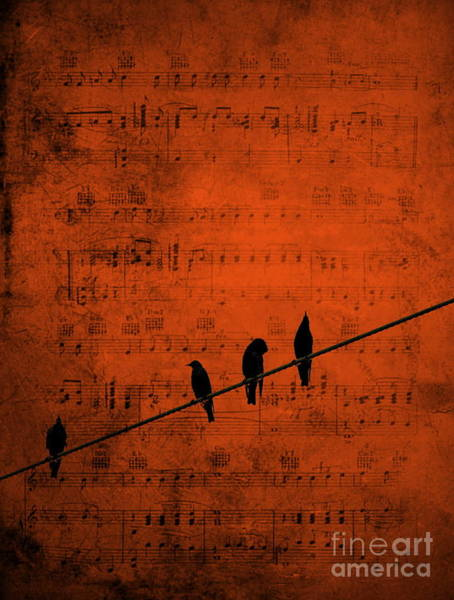 Follow The Music Poster