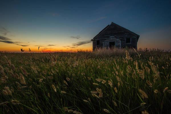 Forgotten On The Prairie Poster