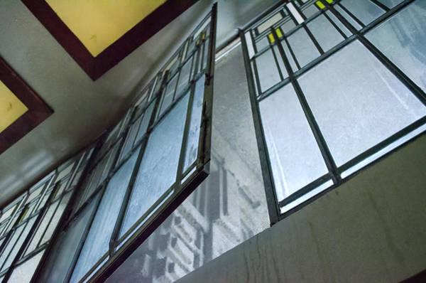 Frank Lloyd Wright's Open Window Poster
