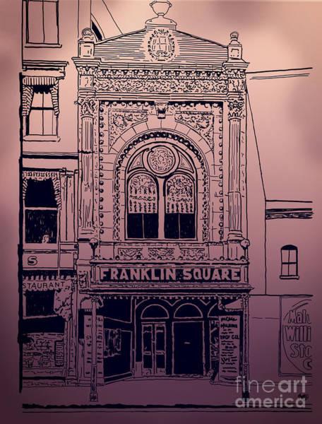 Franklin Square Theatre Poster