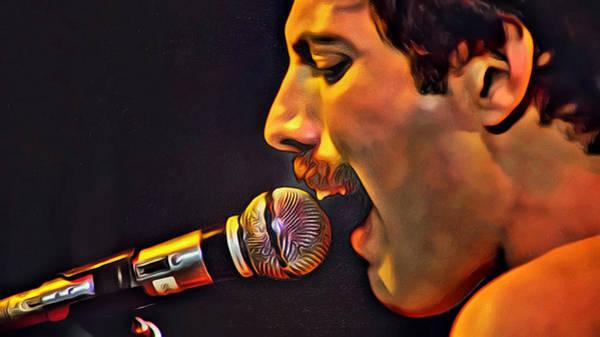 Freddie Mercury Series 2 Poster