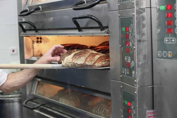 Freshly Baked Bread Poster
