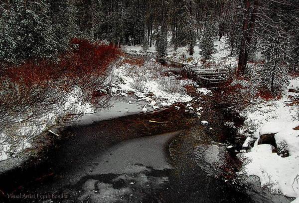 Frozen Stream II Poster