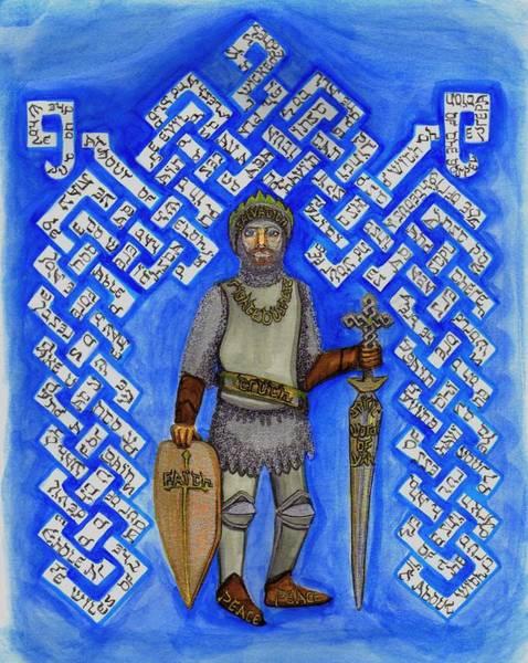 Full Armor Of Yhwh Man Poster