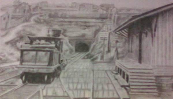 Gallitzin Tunnel Poster