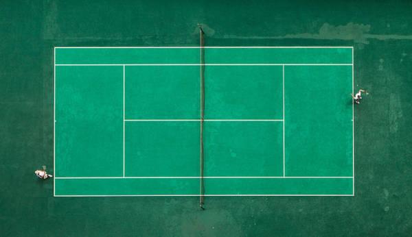 Game! Set! Match! Poster