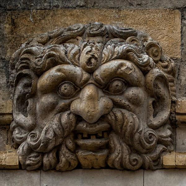 Gargoyle - Avignon - Provence Poster