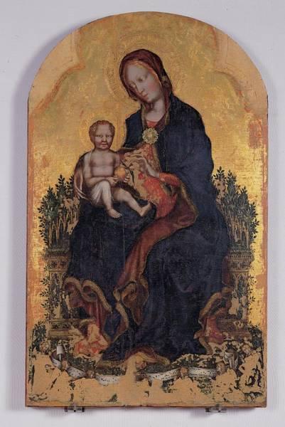 Gentile Di Niccol Known As Gentile Da Poster