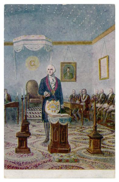 George Washington, President Poster