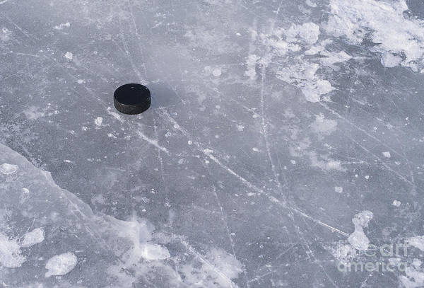 Get The Puck Outta Here Poster